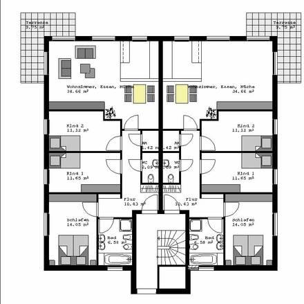 haus 2 kettelerstra e. Black Bedroom Furniture Sets. Home Design Ideas
